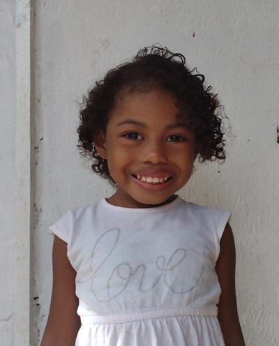 Help Sara Sofia by becoming a child sponsor. Sponsoring a child is a rewarding and heartwarming experience.