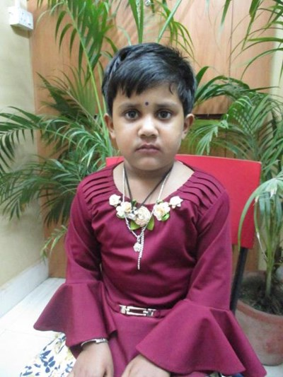 Help Aaratrika by becoming a child sponsor. Sponsoring a child is a rewarding and heartwarming experience.