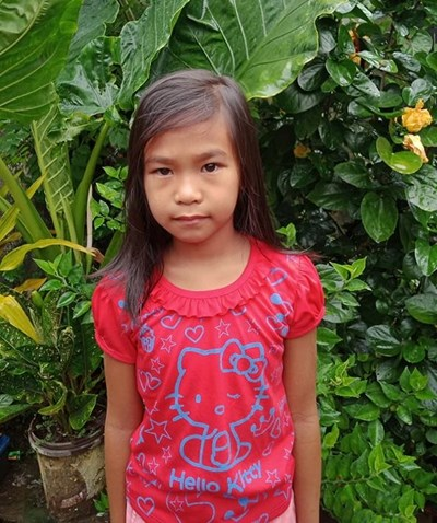 Help Princess D. by becoming a child sponsor. Sponsoring a child is a rewarding and heartwarming experience.