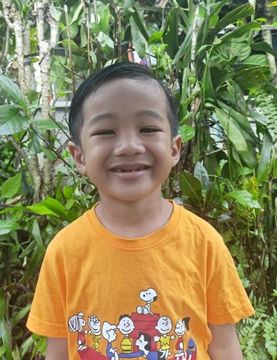 Help Kyrie Asiaih S. by becoming a child sponsor. Sponsoring a child is a rewarding and heartwarming experience.