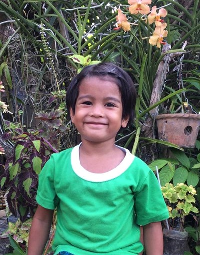 Help Sapphire C. by becoming a child sponsor. Sponsoring a child is a rewarding and heartwarming experience.