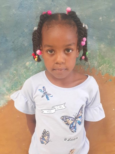 Help Ester Severina by becoming a child sponsor. Sponsoring a child is a rewarding and heartwarming experience.