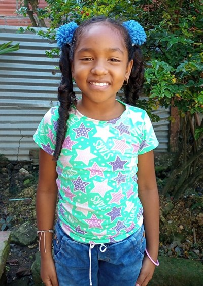 Help Ada Luz by becoming a child sponsor. Sponsoring a child is a rewarding and heartwarming experience.