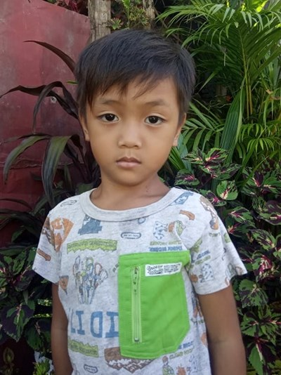 Help Zaijan R. by becoming a child sponsor. Sponsoring a child is a rewarding and heartwarming experience.