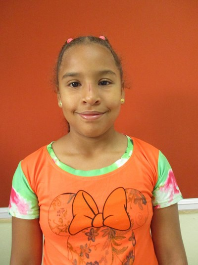 Help Erika Milagros by becoming a child sponsor. Sponsoring a child is a rewarding and heartwarming experience.