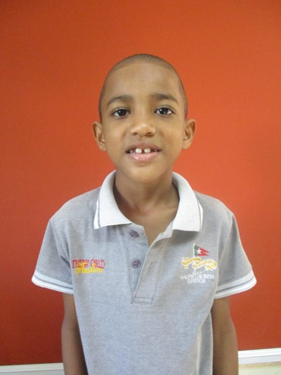 Help Engel Gabriel by becoming a child sponsor. Sponsoring a child is a rewarding and heartwarming experience.