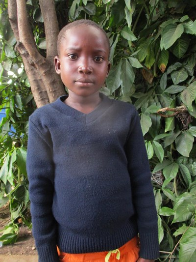 Help Noami by becoming a child sponsor. Sponsoring a child is a rewarding and heartwarming experience.