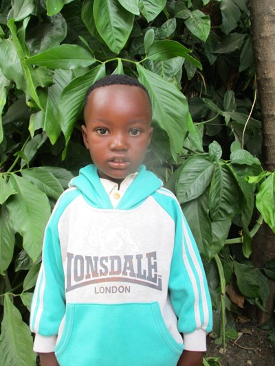 Help Joab by becoming a child sponsor. Sponsoring a child is a rewarding and heartwarming experience.