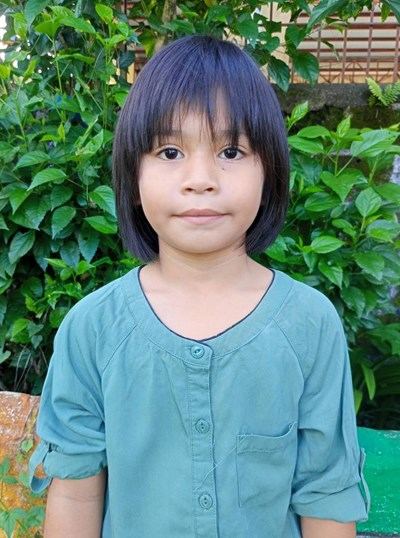 Help Kiana Joy by becoming a child sponsor. Sponsoring a child is a rewarding and heartwarming experience.