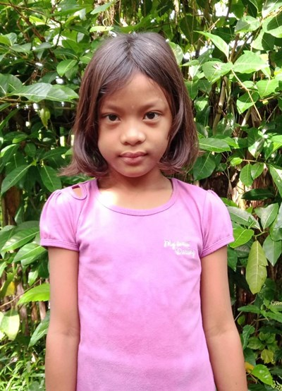 Help Angelica Marie C. by becoming a child sponsor. Sponsoring a child is a rewarding and heartwarming experience.