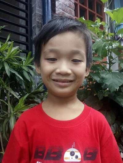 Help Karl Zayne P. by becoming a child sponsor. Sponsoring a child is a rewarding and heartwarming experience.