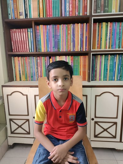 Help Rishav by becoming a child sponsor. Sponsoring a child is a rewarding and heartwarming experience.