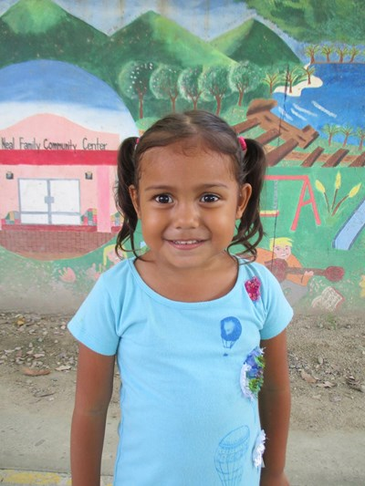 Help Emely Nicolle by becoming a child sponsor. Sponsoring a child is a rewarding and heartwarming experience.