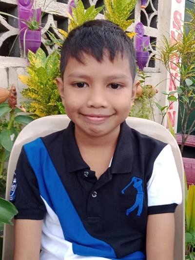 Help Spade Given C. by becoming a child sponsor. Sponsoring a child is a rewarding and heartwarming experience.