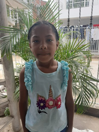 Help Yairis Maria by becoming a child sponsor. Sponsoring a child is a rewarding and heartwarming experience.