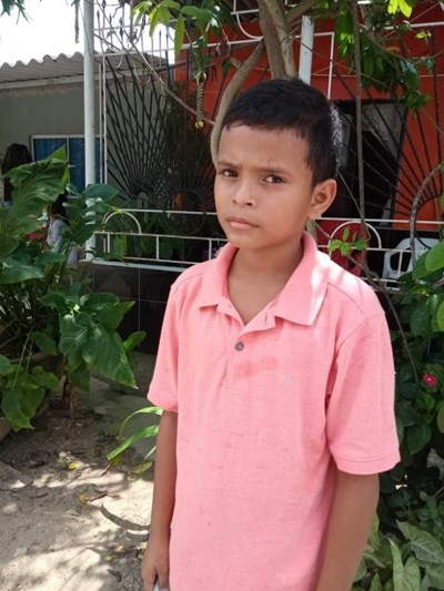 Help Aldolfo Antonio by becoming a child sponsor. Sponsoring a child is a rewarding and heartwarming experience.