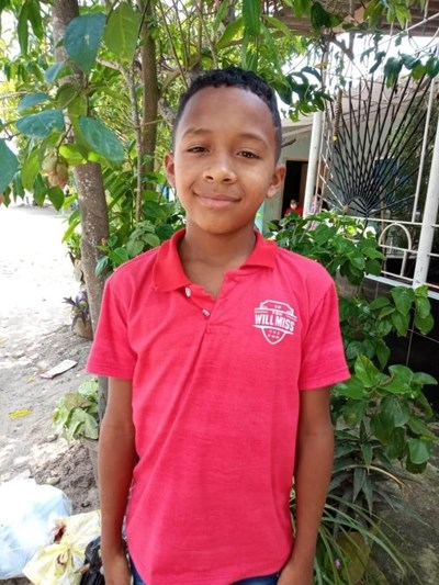 Help Luis Yesith by becoming a child sponsor. Sponsoring a child is a rewarding and heartwarming experience.