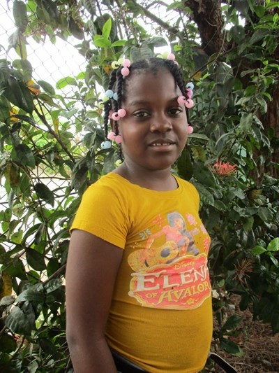 Help Anyelina by becoming a child sponsor. Sponsoring a child is a rewarding and heartwarming experience.