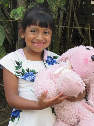 Help Jaquelin Estefani by becoming a child sponsor. Sponsoring a child is a rewarding and heartwarming experience.