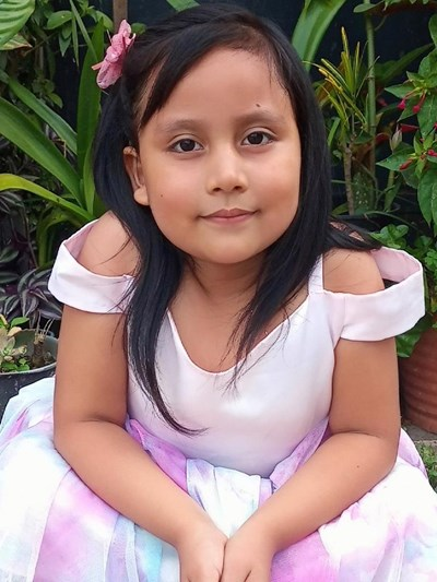 Help Emely Alexia Genoveva by becoming a child sponsor. Sponsoring a child is a rewarding and heartwarming experience.