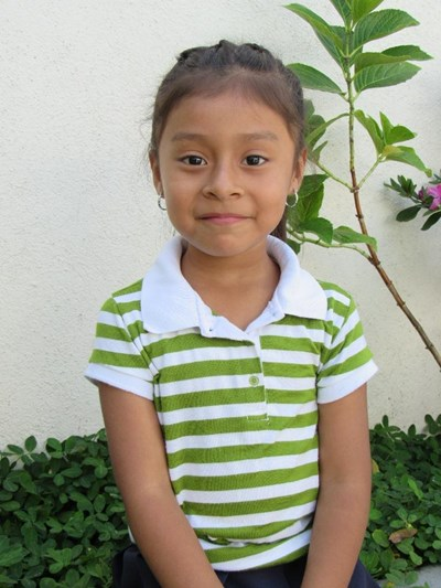 Help Samantha Elizabeth by becoming a child sponsor. Sponsoring a child is a rewarding and heartwarming experience.