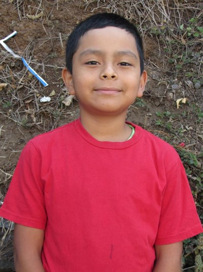 Help Uziel Dario by becoming a child sponsor. Sponsoring a child is a rewarding and heartwarming experience.