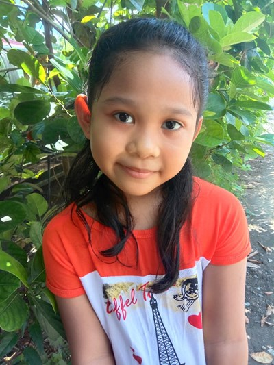 Help Amariah Louise L. by becoming a child sponsor. Sponsoring a child is a rewarding and heartwarming experience.