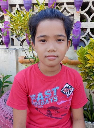 Help James Pat C. by becoming a child sponsor. Sponsoring a child is a rewarding and heartwarming experience.