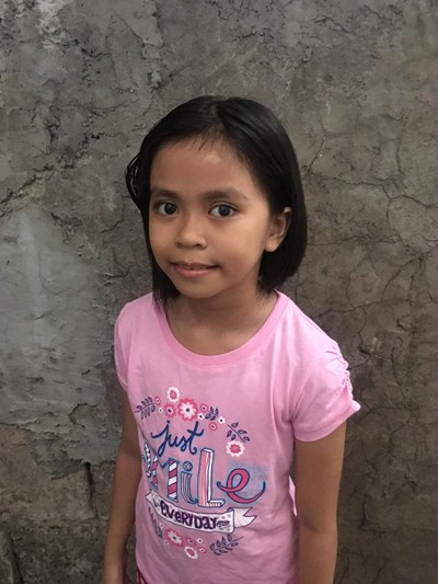 Help April Jane by becoming a child sponsor. Sponsoring a child is a rewarding and heartwarming experience.