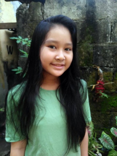 Help Althea Gretchie B. by becoming a child sponsor. Sponsoring a child is a rewarding and heartwarming experience.