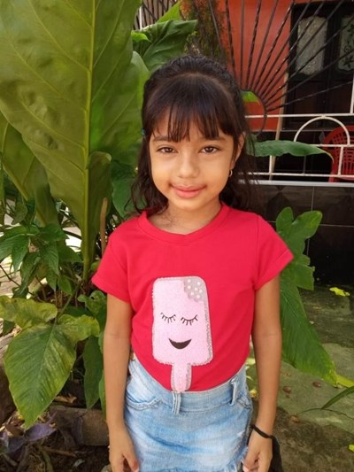 Help Shaira Elizabeth by becoming a child sponsor. Sponsoring a child is a rewarding and heartwarming experience.