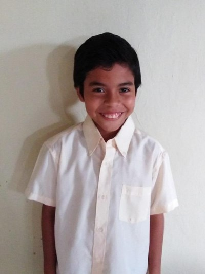 Help Jose Miguel by becoming a child sponsor. Sponsoring a child is a rewarding and heartwarming experience.