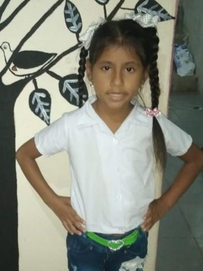 Help Ruth Ahilyn by becoming a child sponsor. Sponsoring a child is a rewarding and heartwarming experience.