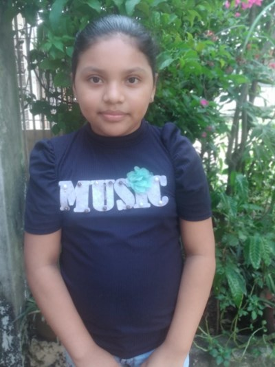 Help Brithany Briggitte by becoming a child sponsor. Sponsoring a child is a rewarding and heartwarming experience.