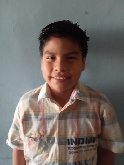 Help Daniel Isaias by becoming a child sponsor. Sponsoring a child is a rewarding and heartwarming experience.