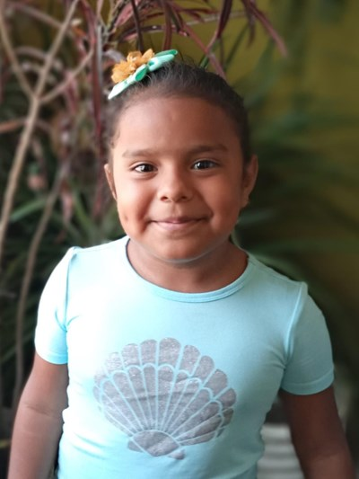 Help Adalia Julieth by becoming a child sponsor. Sponsoring a child is a rewarding and heartwarming experience.