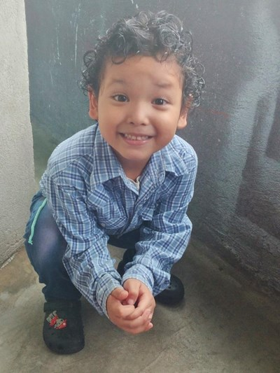 Help Adrian Alejandro by becoming a child sponsor. Sponsoring a child is a rewarding and heartwarming experience.