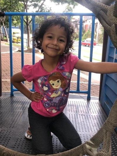 Help Tatiana Camila by becoming a child sponsor. Sponsoring a child is a rewarding and heartwarming experience.