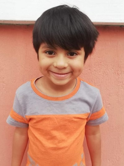 Help Logan Lizandro Daniel by becoming a child sponsor. Sponsoring a child is a rewarding and heartwarming experience.
