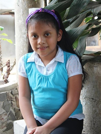 Help Heydi Jasmin by becoming a child sponsor. Sponsoring a child is a rewarding and heartwarming experience.