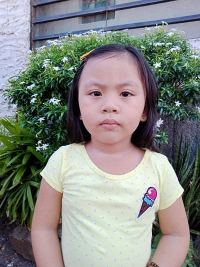 Help Janna Althea S. by becoming a child sponsor. Sponsoring a child is a rewarding and heartwarming experience.