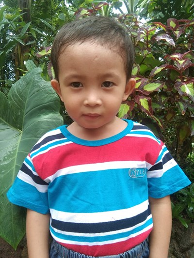 Help James Ll. by becoming a child sponsor. Sponsoring a child is a rewarding and heartwarming experience.