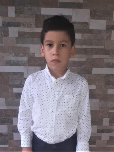 Help Jesus Alejandro by becoming a child sponsor. Sponsoring a child is a rewarding and heartwarming experience.