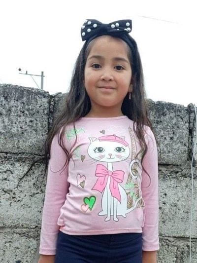 Help Victoria Milena by becoming a child sponsor. Sponsoring a child is a rewarding and heartwarming experience.