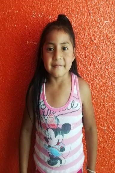 Help Mikeila Salome by becoming a child sponsor. Sponsoring a child is a rewarding and heartwarming experience.