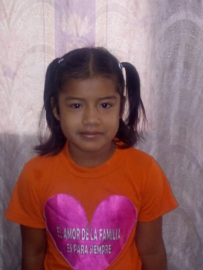 Help Edith Valeria by becoming a child sponsor. Sponsoring a child is a rewarding and heartwarming experience.