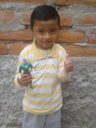 Help Christopher Joel by becoming a child sponsor. Sponsoring a child is a rewarding and heartwarming experience.