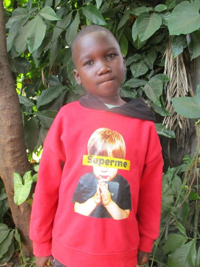 Help Agripa by becoming a child sponsor. Sponsoring a child is a rewarding and heartwarming experience.