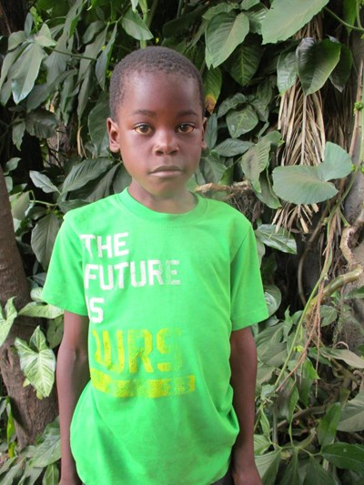 Help Peter by becoming a child sponsor. Sponsoring a child is a rewarding and heartwarming experience.
