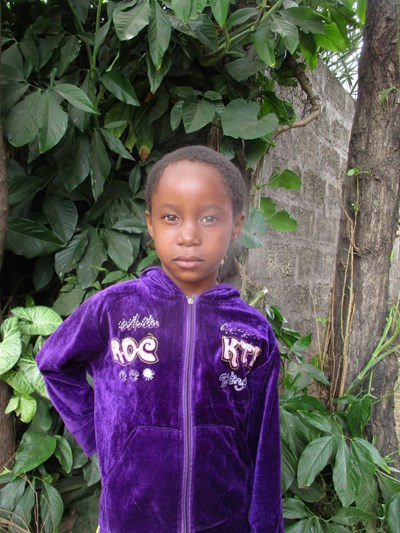 Help Grecious P by becoming a child sponsor. Sponsoring a child is a rewarding and heartwarming experience.